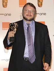 Guillermo del Toro has started work on new movie Crimson Peak