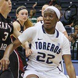 WCC Women's Basketball Player of the Week | November 17, 2014