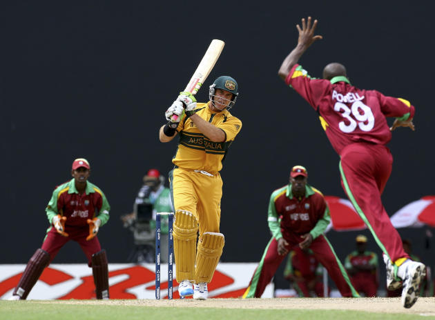 Super Eight - Australia v West Indies - Cricket World Cup 2007
