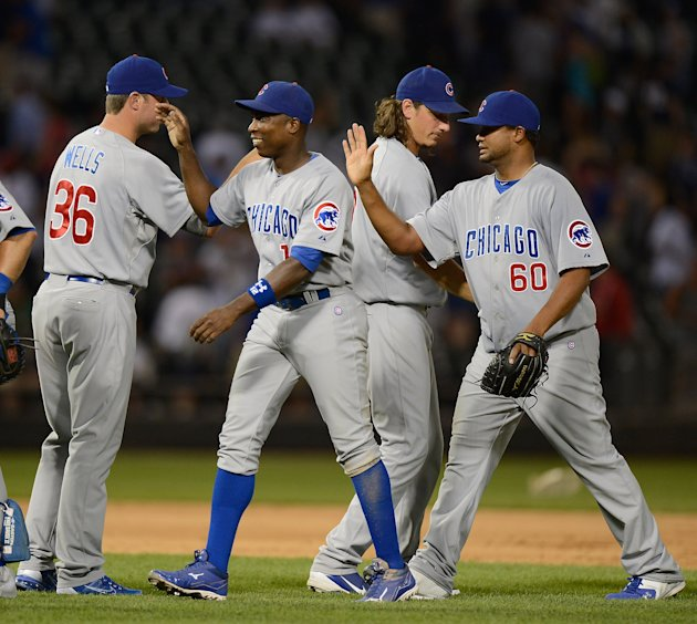 Chicago Cubs v Chicago White Sox