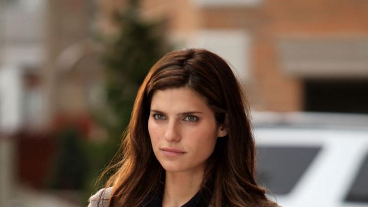 "Lake Bell in ""How To Make It In America."""