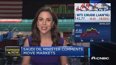 Saudis stir speculation, but OPEC less relevant