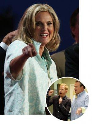 EP Wants 'Modern Family' Fan Ann Romney to Marry Cam and Mitchell: 'As Soon As It's Legal'