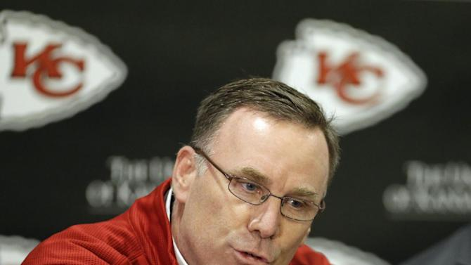 Chiefs could be movers with 10 picks in upcoming draft