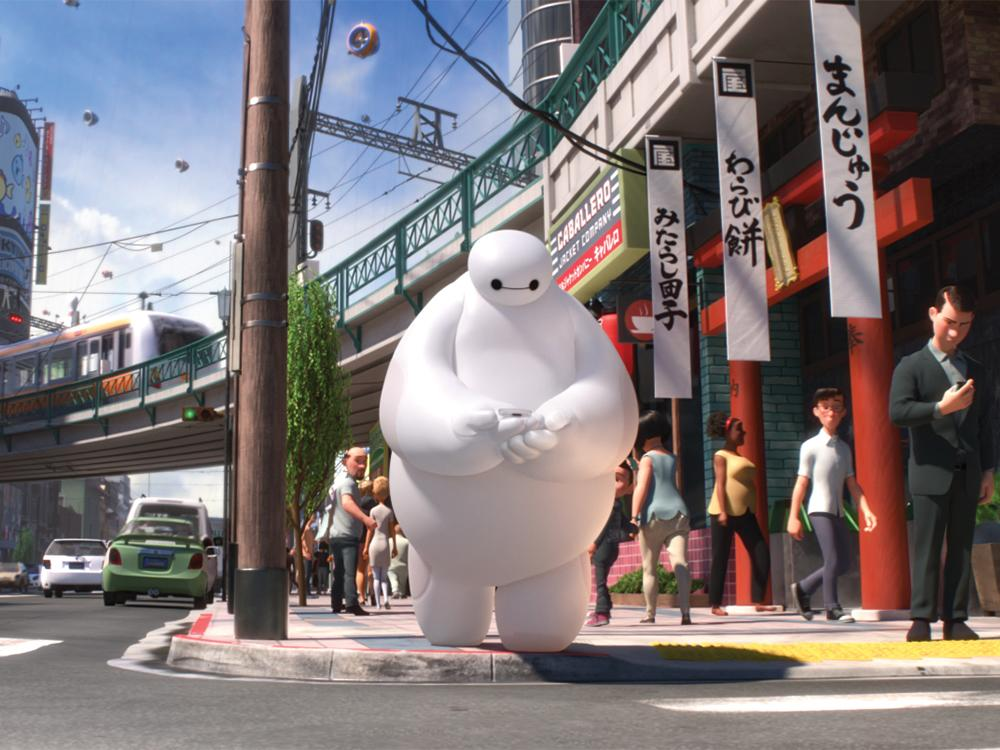 Japan Box Office: 'Big Hero 6' Opens Strongly, In Second Place