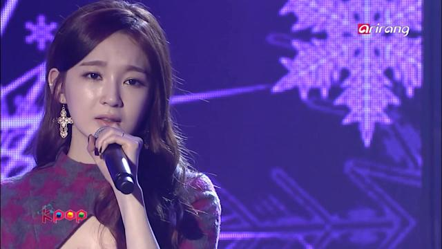 Simply K-Pop:♬ DAVICHI - The Letter