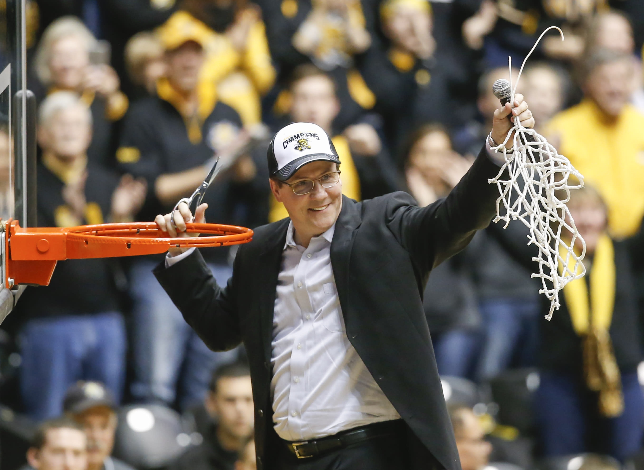 Wichita St beats Northern Iowa to win Missouri Valley title