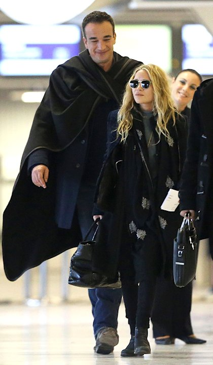 Olivier Sarkozy, Mary-Kate Olsen