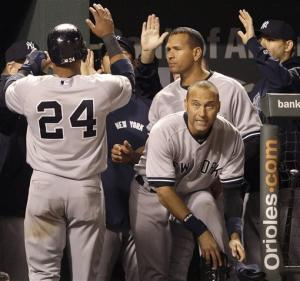 Yankees beat Orioles 5-4 in 12 innings