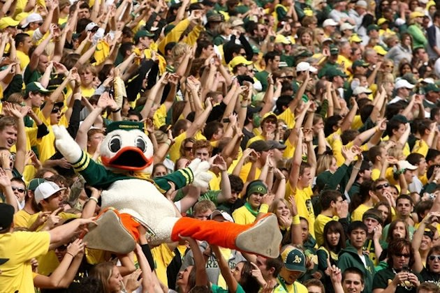 Everyone seems to want to visit Oregon ... for the duck? &#x002014; Getty Images