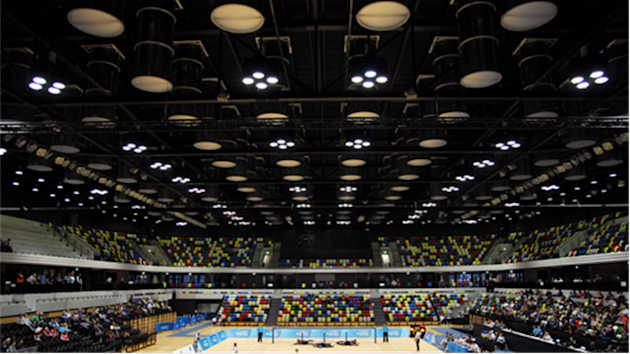 Copper Box - image courtesy of London2012.com