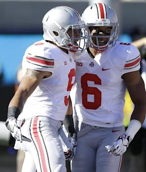 Guiton leads No. 4 Ohio State past Cal 52-34
