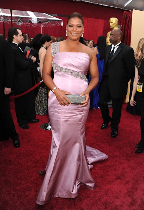 Queen Latifah Oscars