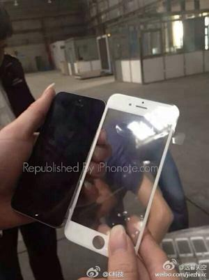 Purported iPhone 6 front panel leak confirms major redesign