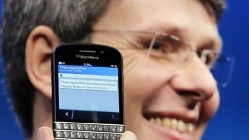 Blackberry Hopes to Lure Back …