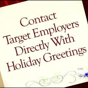 North Texas Jobs Report: Holiday Job Searching