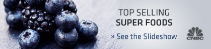 Top Selling Super Foods