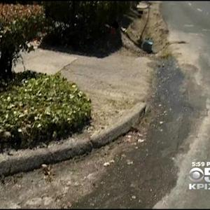 Dispute Over Who Should Fix Endless East Bay Water Leak