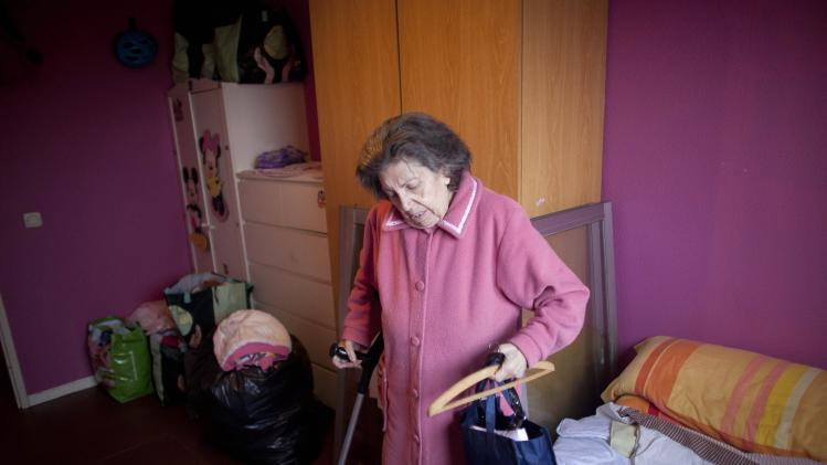 Spain halts evictions for the needy after suicides
