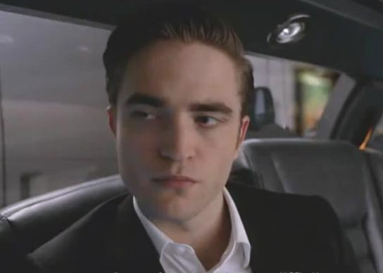 Robert Pattinson Has Sex In A Limo ? New 'Cosmopolis' Clip rpatz
