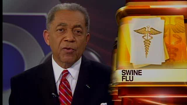 Noon: Officials probe possible swine flu cases