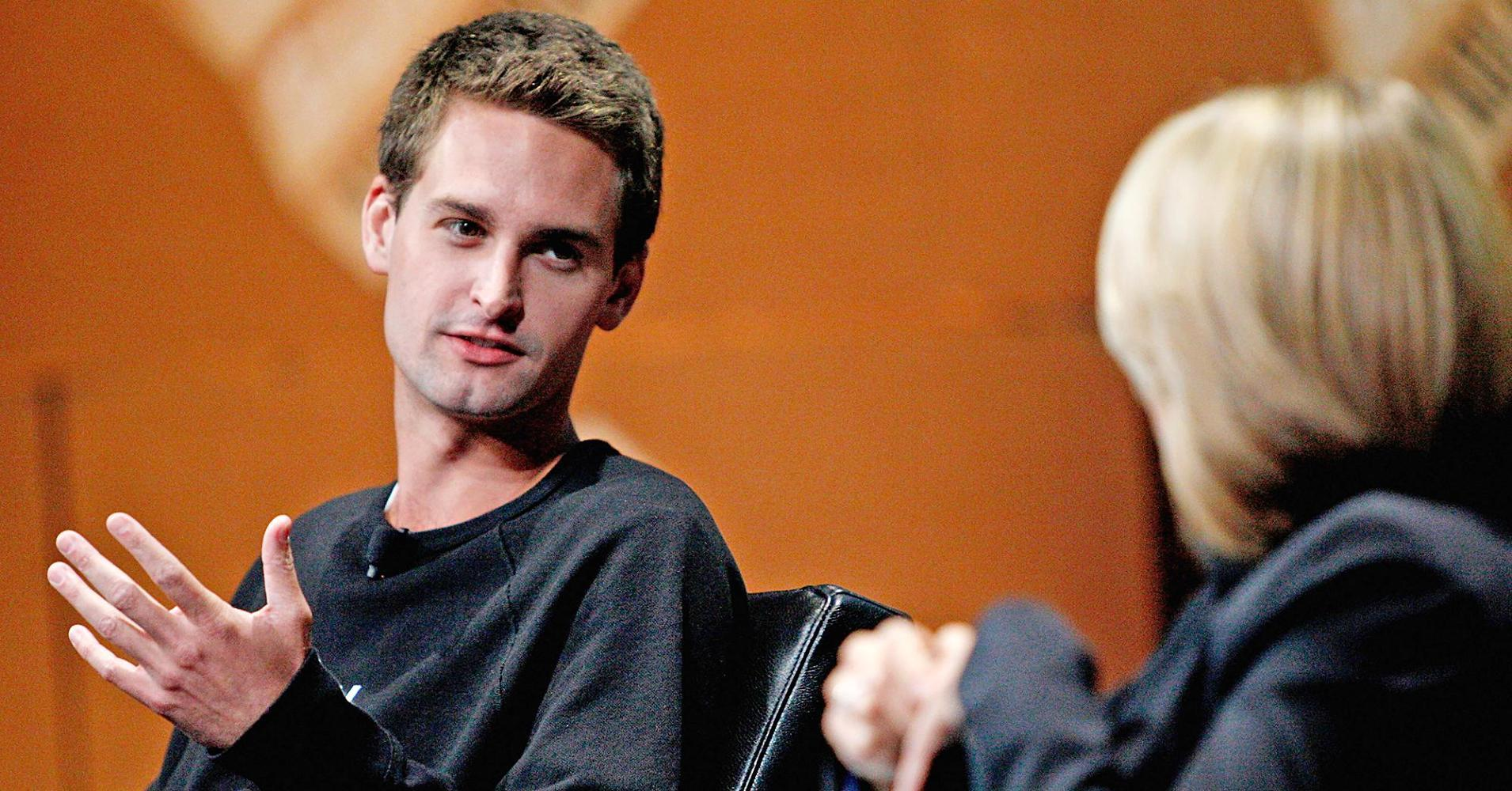 Snapchat CEO sees a bubble, blames interest rates