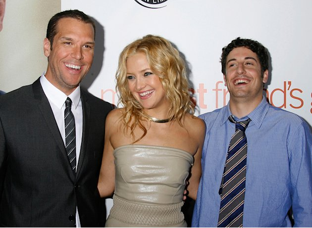 My Best Friends Girl LA Premiere 2008 Dane Cook Kate Hudson Jason Biggs