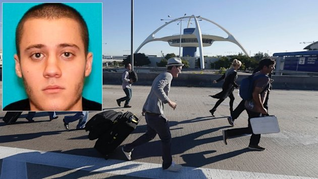 LAX Suspect Paul Ciancia Was a Loner, Former Classmates Say (ABC News)