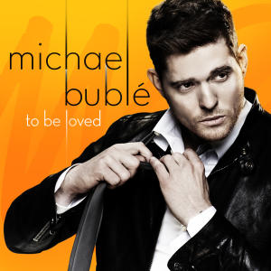 "This CD cover image released by Reprise shows the latest release by Michael Buble, ""To Be Loved."" (AP Photo/Reprise)"