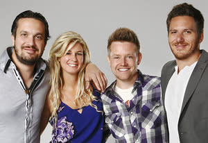 Fabio Viviani, Jennifer Carroll, Richard Blais, Spike Mendelsohn | Photo Credits: Trae Patton/Bravo