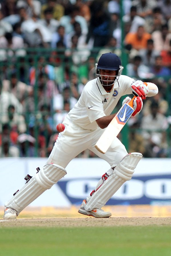 Scoring a ton for country gives satisfaction: Pujara