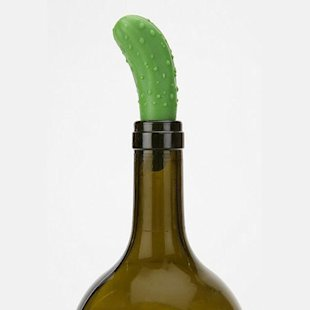 Pickle Bottle Stopper