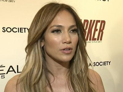 Jennifer Lopez Gets Tough in 'Parker'