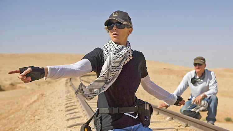 Kathryn Bigelow's 10 Favorite Action Scenes 2009 The Hurt Locker