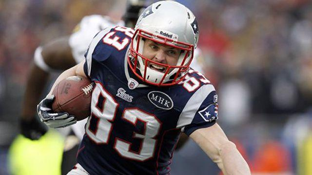 Time for Giants to get 'revenge' on Patriots with Welker?