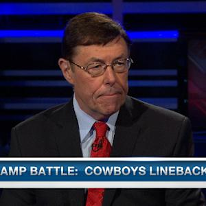 Charley Casserly has strong opinions on Dallas Cowboys linebackers