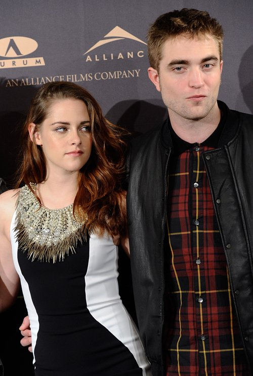 Robert Pattinson rompe con Kristen Stewart