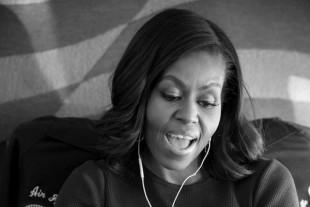 Listen To Michelle Obama's Spotify Playlist Of Girl Power Jams