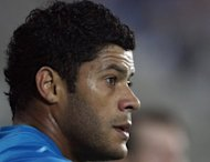 Zenit Saint Petersburg midfielder Igor Denisov has branded new signing Hulk, pictured on September 14, a second-rate star after being demoted from the first team for speaking out about the Brazilian striker's lucrative contract