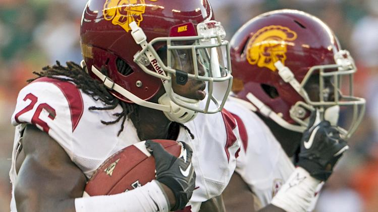 USC's Josh Shaw suspended after admitting lies