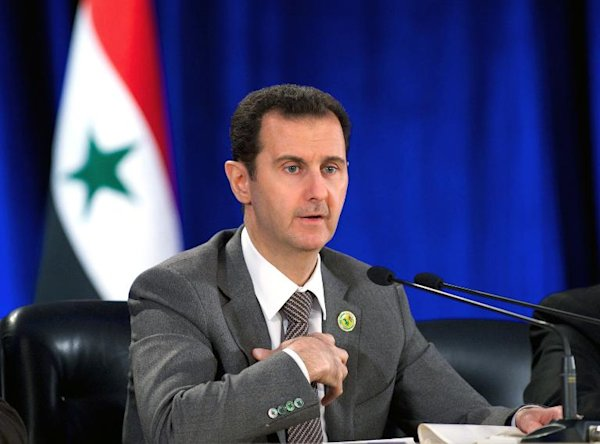 Syria lawmaker becomes first presidential challenger