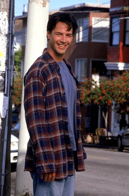 Keanu Reeves as Nelson Moss in Warner Brothers' Sweet November
