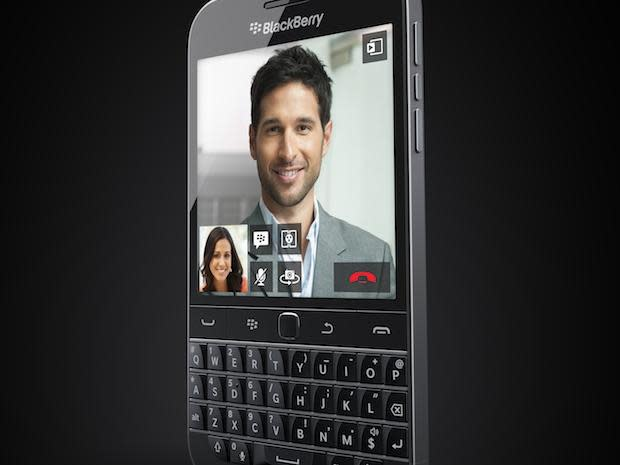 BlackBerry Classic review: The keyboard is the key to this phone