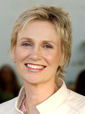 Premiere: Jane Lynch at the Hollywood premiere of Universal Pictures' The 40-Year-Old Virgin - 8/11/2005 