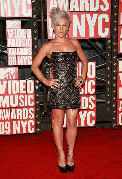 Pink at MTV Music Awards