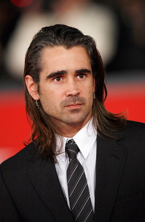 Rome Film Festival Pride and Glory Premiere Colin Farrell