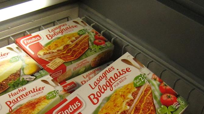 Dutch company eyed in mislabeled horsemeat scandal