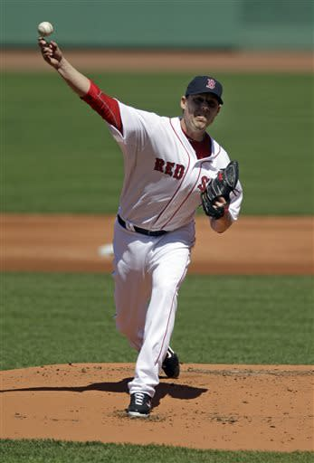 Lackey solid in return as Red Sox beat Astros 6-1