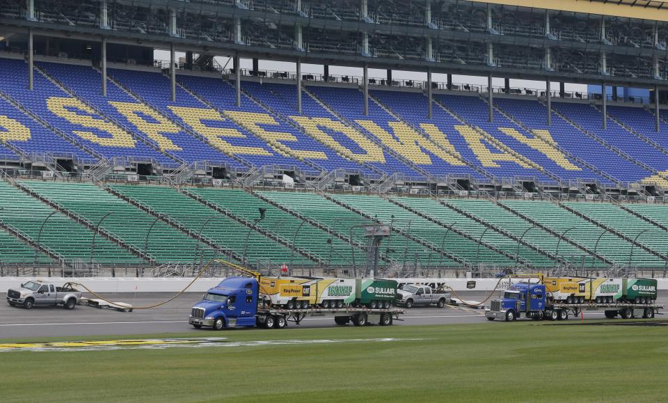 Opinions differ on new Goodyear tire for Kansas