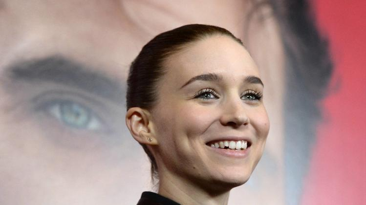 "Cast member Rooney Mara attends the film premiere of ""Her"" at Directors Guild of America in Hollywood"